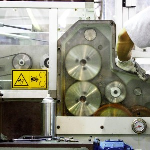 Industrial equipment vibration testing, alignment and servicing