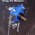 Kinetic Improvement Balance Setup