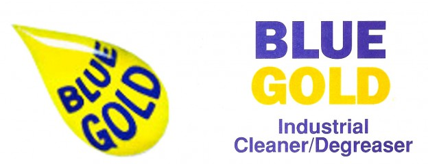 Blue Gold Industrial Cleaner